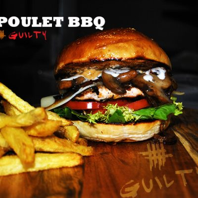Guilty Burger Aubervilliers