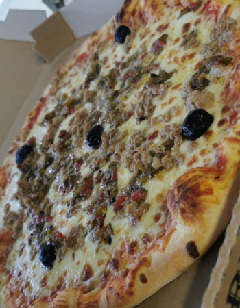 Pizza du petit village
