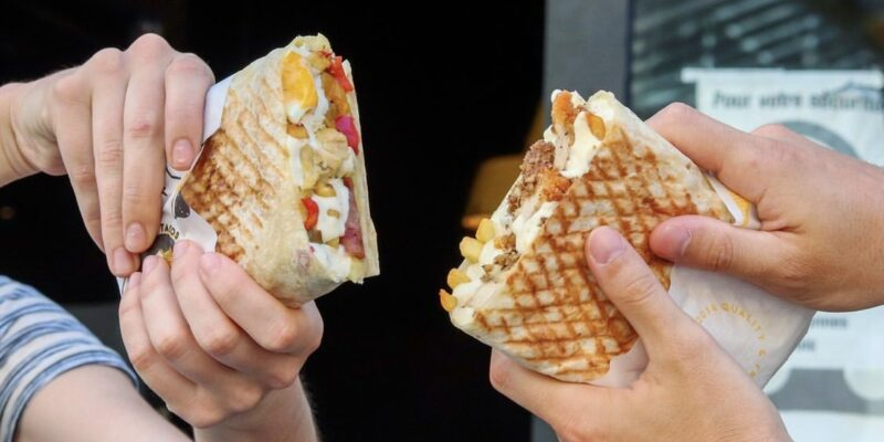Chamas Tacos ® Lyon 5