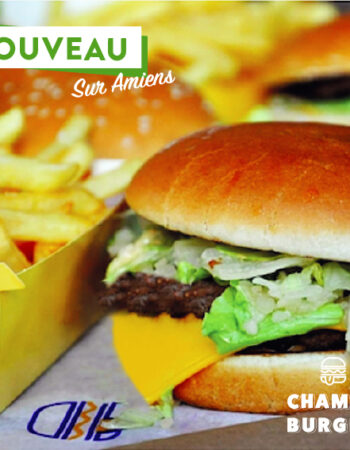 Chamas Tacos ® et Chamas Burger ® Amiens