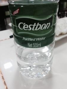 eau c'est bon