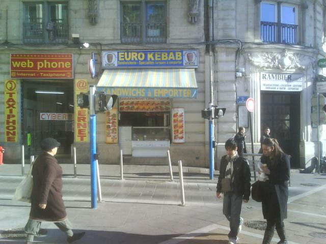 euro kebab restaurant top. Black Bedroom Furniture Sets. Home Design Ideas