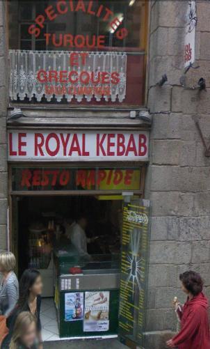 le royal kebab restaurant top. Black Bedroom Furniture Sets. Home Design Ideas