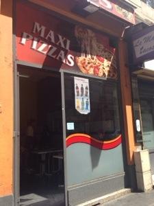 Entrée Maxi Tacos