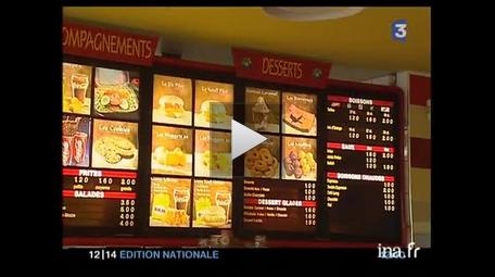 Fast food halal à Clichy-sous-Bois