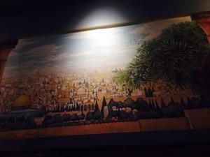 intérieur restaurant askadinya barcelone