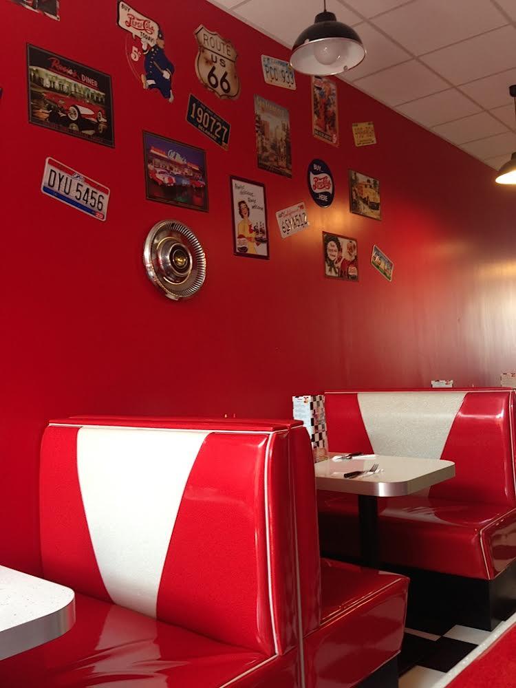 La's Diner & Coffee intérieur