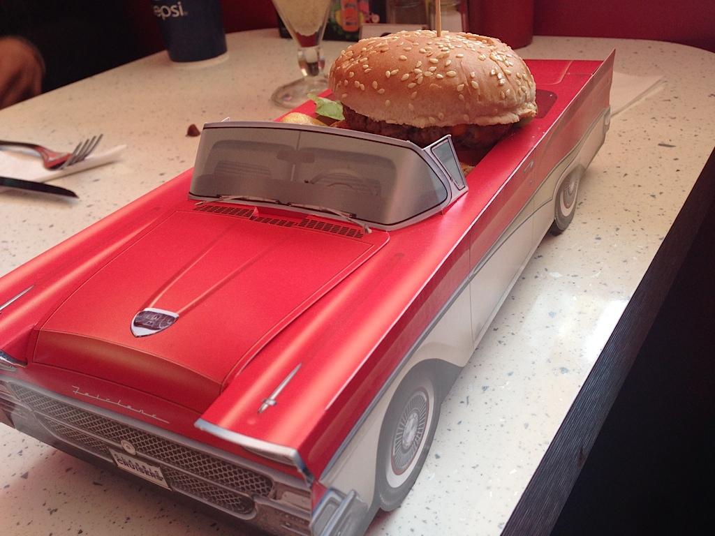 burger halal enfant