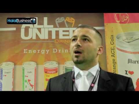 UNITED DRINKS au Paris Halal Expo 2011